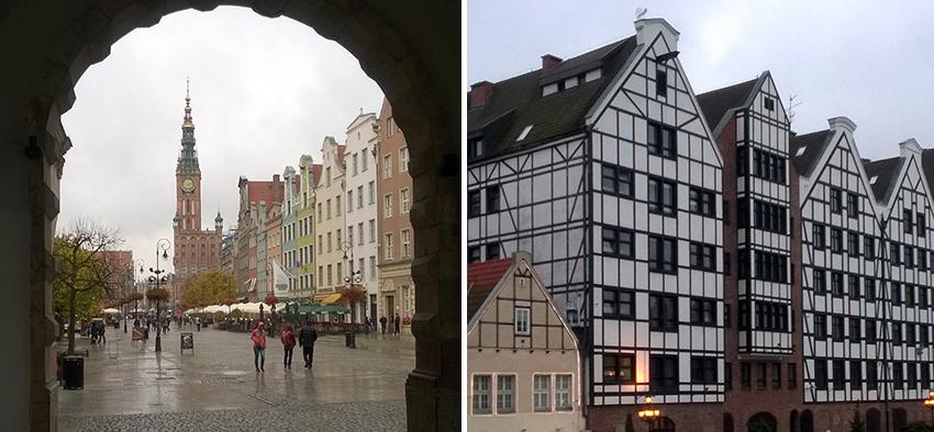 Sää Gdansk Lokakuu
